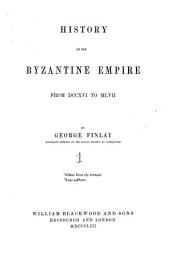 History of the Byzantine and Greek empires...