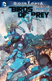 Birds of Prey (2011-) #28