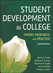 Student Development In College Book PDF