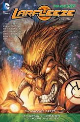 Larfleeze Vol  2  The Face of Greed  The New 52  PDF