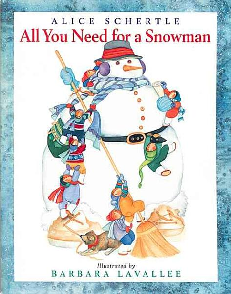 All You Need for a Snowman