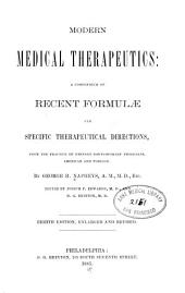 Modern medical therapeutics
