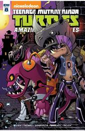 Teenage Mutant Ninja Turtles: Amazing Adventures #8