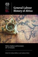 General Labour History of Africa PDF