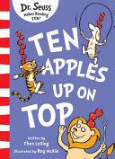 TEN APPLES UP ON TOP GREEN PB