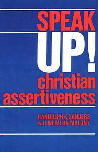 Speak Up  Christian Assertiveness