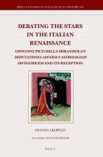 Debating the Stars in the Italian Renaissance