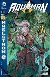 Aquaman (2011-) #39