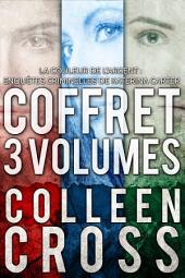 La Couleur de l'argent : Enquêtes criminelles de Katerina Carter (Coffret 3 volumes) Roman policier: Roman policier (Rouge vif, Lune Bleue, Mise au vert)
