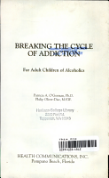 Breaking the Cycle of Addiction PDF
