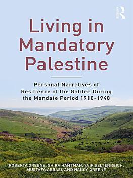 Living in Mandatory Palestine PDF