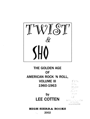 The Golden Age of American Rock  n Roll PDF