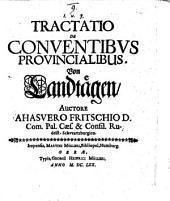 De conventibus provincialibus