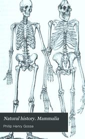Natural history. Mammalia