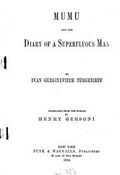 Mumu: And The Diary of a Superfluous Man