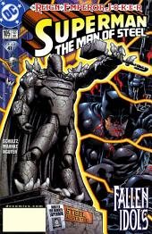 Superman: The Man of Steel (1991-) #105