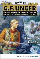 G. F. Unger Sonder-Edition - Folge 051: Concho Creek