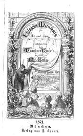 Geschichte München's für Alt und Jung, insbesondere für die Münchner Kindeln