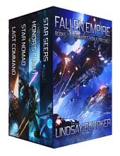 The Fallen Empire Collection (Books 1-3 + Prequel)