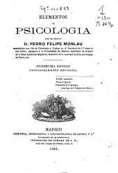 Elementos de psicologia