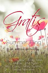 Gratis : Summer Fling: an erotica anthology