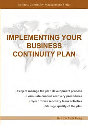 Implementing Your Business Continuity Plan