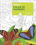 Nature Color By Numbers Book PDF
