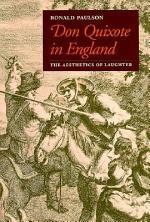Don Quixote in England
