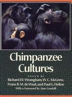Chimpanzee Cultures PDF