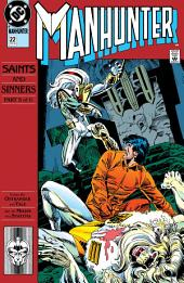 Manhunter (1988-) #22