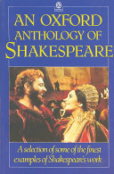 Download An Oxford Anthology of Shakespeare Book