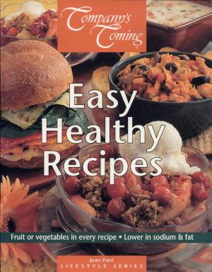 Easy Healthy Recipes PDF