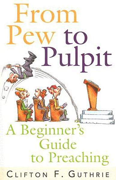 Download From Pew to Pulpit Book