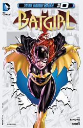 Batgirl (2011-) #0