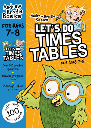 Let's do Times Tables 7-8