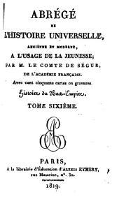 Histoire du Bas Empire: Volume6