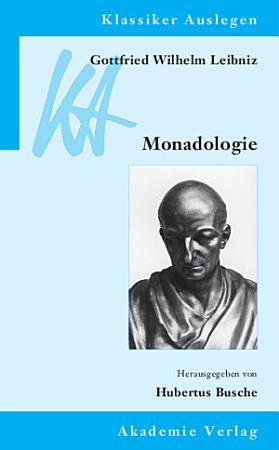 Gottfried Wilhelm Leibniz  Monadologie PDF