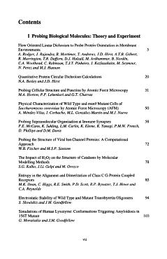 Biophysical Chemistry PDF