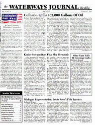 The Waterways Journal PDF