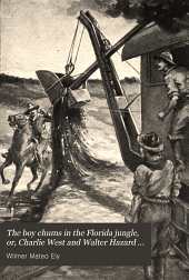 The Boy Chums in the Florida Jungle, Or, Charlie West and Walter Hazard with the Seminole Indians