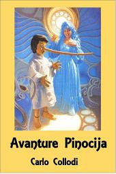 Avanture Pinocchia: The Adventures of Pinocchio, Bosnian edition