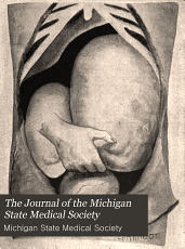 The Journal of the Michigan State Medical Society PDF