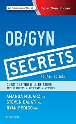Ob/Gyn Secrets E-Book