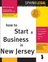 How to Start a Business in New Jersey