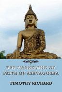 The Awakening of Faith of Ashvagosha (Annotated Edition)
