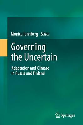Governing the Uncertain PDF