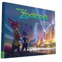 The Art of Zootopia PDF