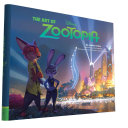 The Art of Zootopia Book