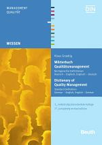 Dictionary of quality management