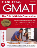 The Official Guide Companion   13th Edition